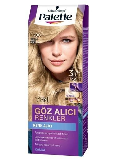 Palette Palette Yoğun Göz Alıcı Renkler Saç Boyası 0-00 Renkli